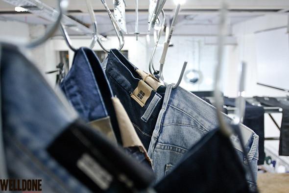"""Новый магазин одежды """"Welldone"""" в FLACON'е. Изображение № 9."""
