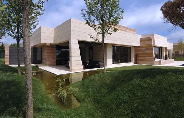 Резиденция Vivienda 4 от студии дизайна A-cero. Изображение № 4.