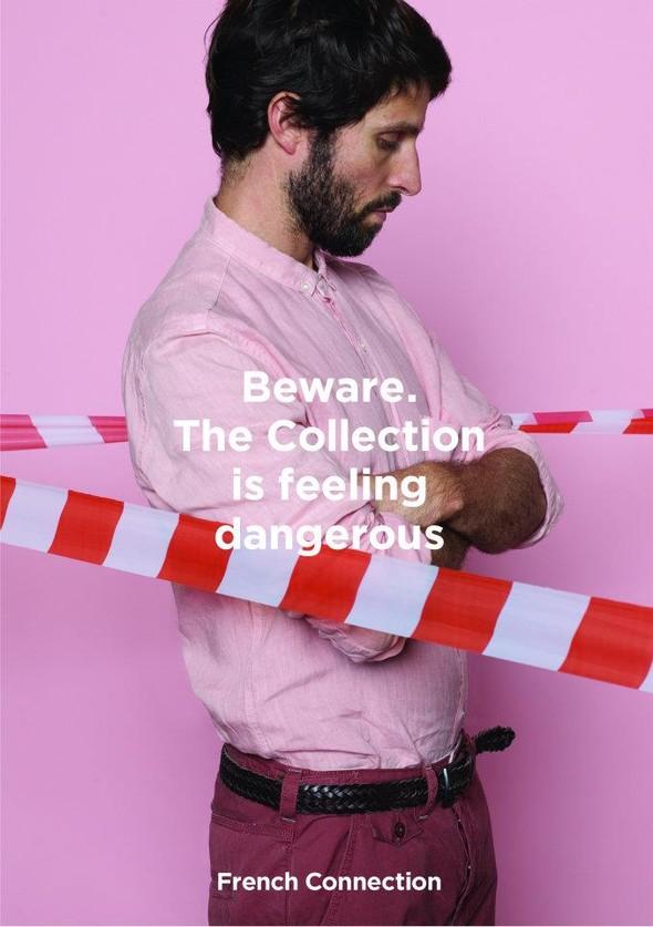 Рекламные кампании: Bloch, Chanel и French Connection. Изображение № 19.
