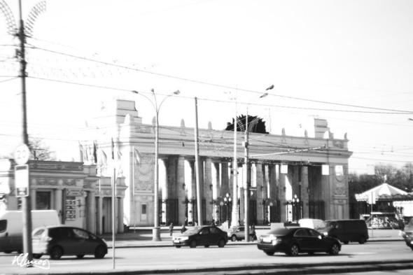 Москва глазами провинциала. Изображение № 3.