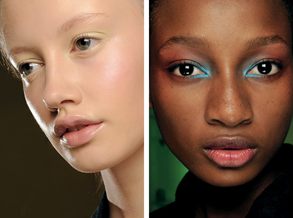 Изображение 8. Красная стрела: тенденции макияжа SS 2011.. Изображение № 7.