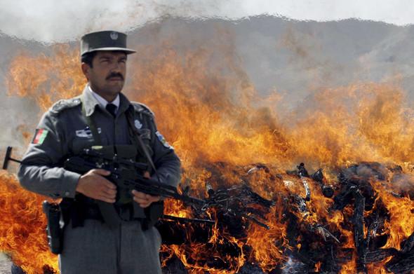 Афганистан. Военная фотография. Изображение № 202.