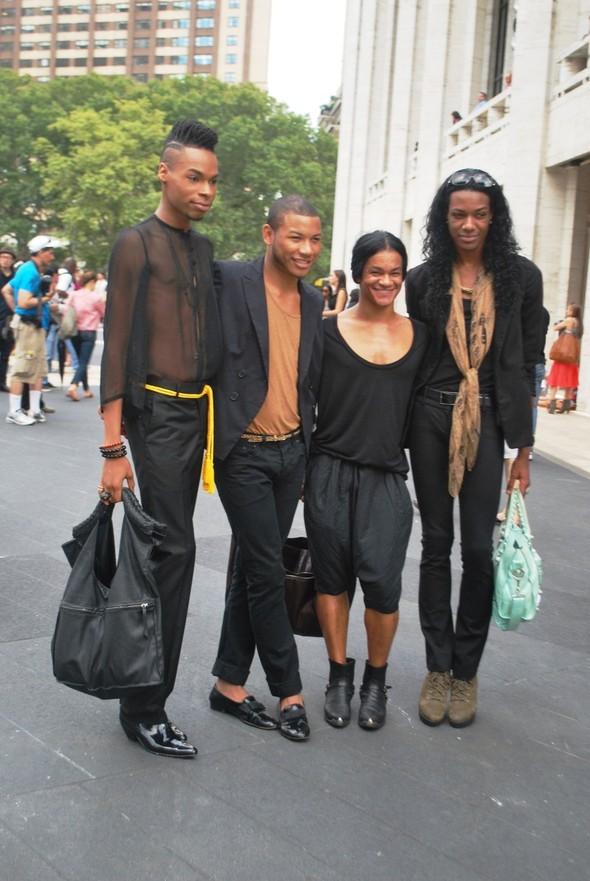 Street Fashion @ NYFW. Изображение № 1.