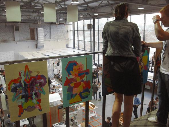 Изображение 53. Выставка: Итоговая выставка студентов Британки.. Изображение № 53.