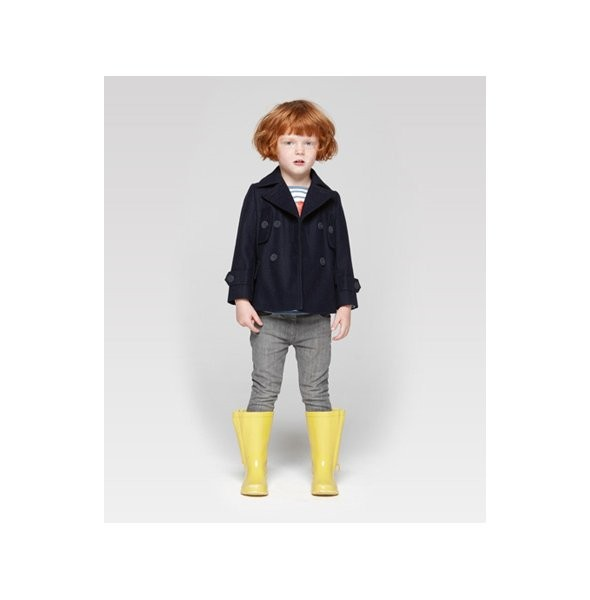Лукбуки: Stella McCartney for Gap Kids и Jason Wu. Изображение № 8.