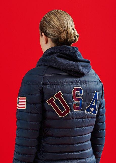 Кен Блэк из Nike сделал самую красивую олимпийскую форму. Изображение № 7.