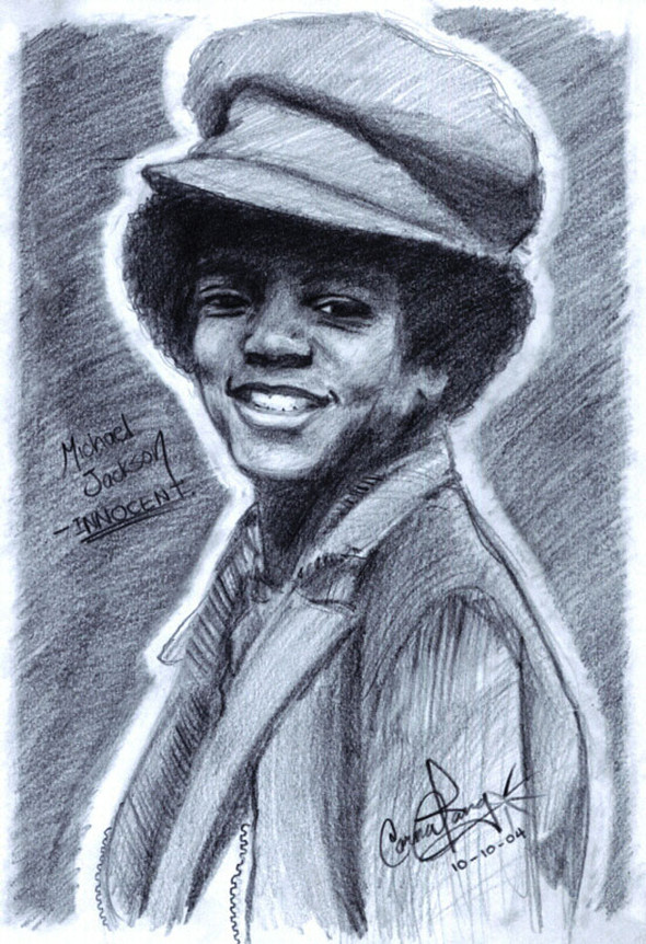 Портреты Michael Jackson. Изображение № 2.