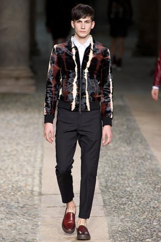 Неделя мужской моды в Милане: День 1. Изображение № 47.