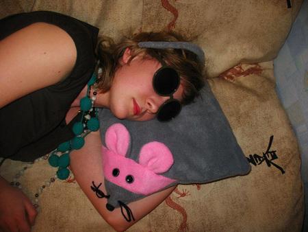 Relax Mouse идругие HANDMADE toys. Изображение № 3.