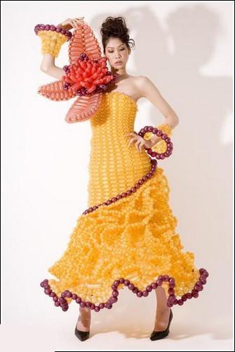 Daisy Balloon – модельер пошарикам. Изображение № 3.