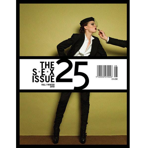Новые обложки: Bon, Dazed & Confused, 25 и другие. Изображение № 6.