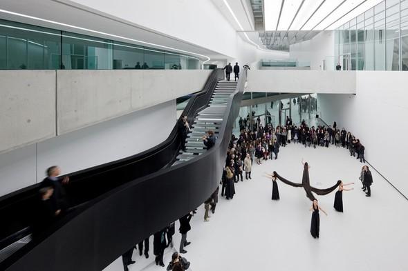 Новые музеи современного искусства: Рим, Катар и Тель-Авив. Изображение №1.
