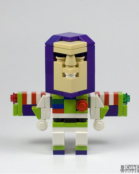 Изображение 27. Lego-герои CubeDude .. Изображение № 27.