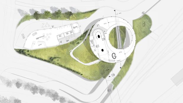 Архитектура дня: футуристическая канатная дорога. Изображение № 4.
