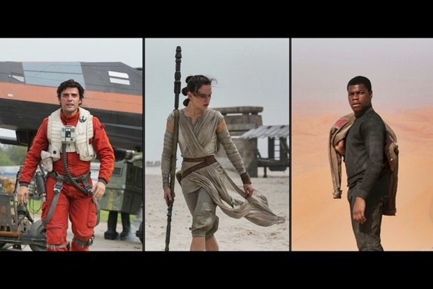Показаны первые фотографии героев «Звёздных войн VII». Изображение № 1.