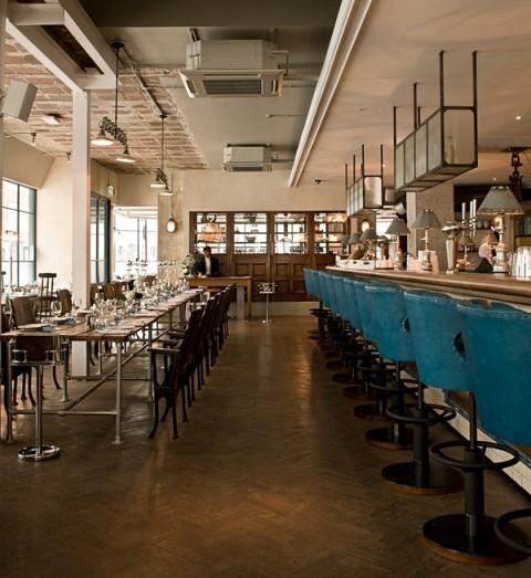 Место есть: Новые рестораны в главных городах мира. Изображение № 88.