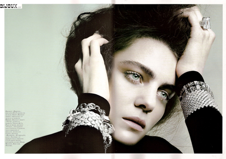 Испанская красавица Marina Perez. Изображение № 4.