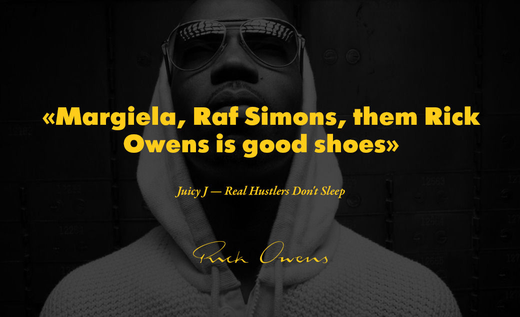 Какие марки одежды советуют рэперы в своих песнях. Изображение №26.