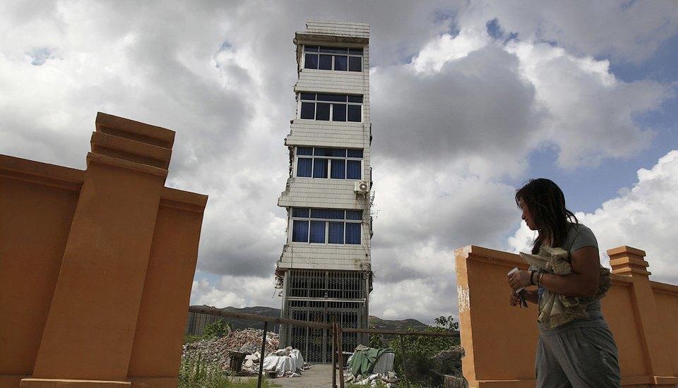 Галерея: где живут самые упрямые люди Китая. Изображение №7.