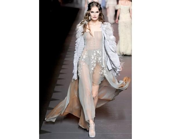 Показ Dior FW 2011. Изображение № 23.