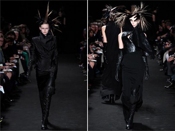 Paris Fashion Week FW 2012: День 3. Изображение № 2.