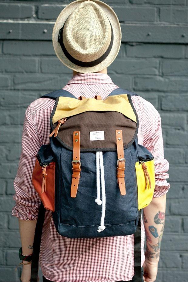 Шведский Sandqvist - традиционный взгляд на сумки и аксессуары. . Изображение № 3.