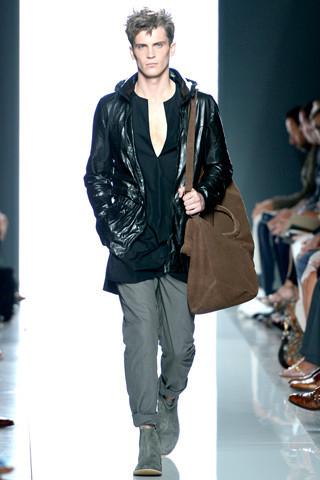 Неделя мужской моды в Милане: День 2. Изображение № 11.