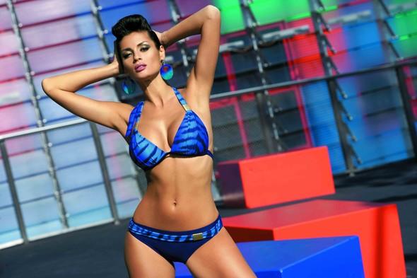 Мисс Россия-2012 дефилирует в купальнике Marc & Andre. Изображение № 3.