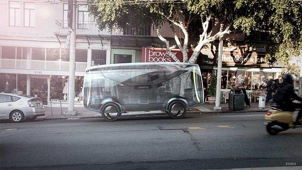 Концепт: как будет выглядеть транспорт в 2029 году. Изображение № 20.