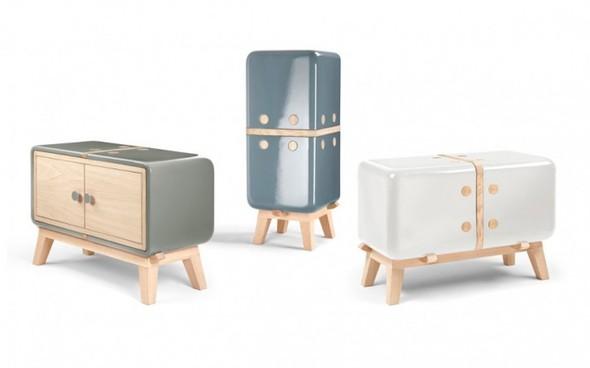 Дизайн мебели Keramos от Coprodotto. Изображение № 2.