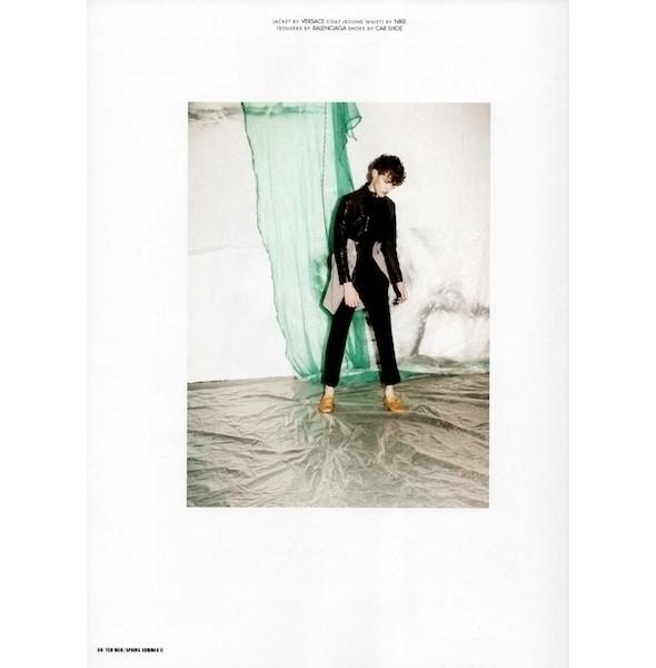 Изображение 37. Мужские съемки: Vogue, L'Officiel и другие.. Изображение № 46.