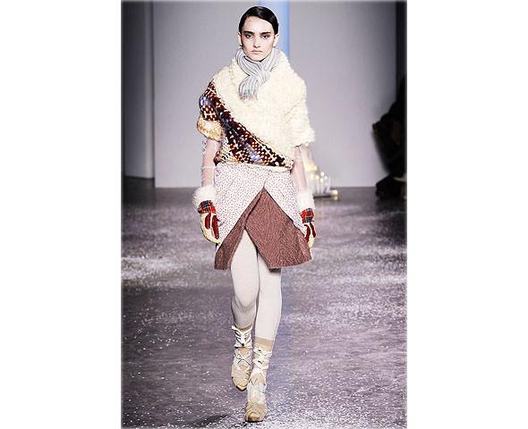 Неделя моды в Нью-Йорке: Шестой и седьмой дни. Изображение № 120.