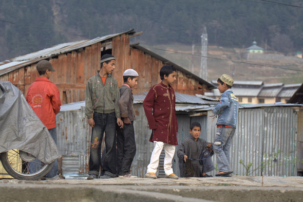 Разные люди. Кашмир, Индия. Изображение № 7.