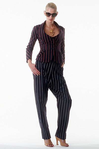 Лукбук: Vivienne Westwood Anglomania SS 2012. Изображение № 8.