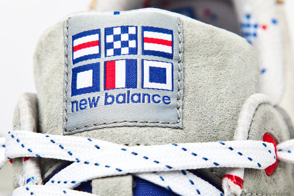 CONCEPTS X NEW BALANCE (THE KENNEDY). Изображение № 6.