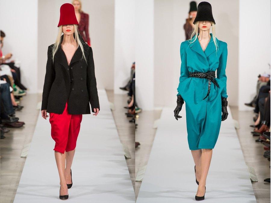 Неделя моды в Нью-Йорке: Дни 6 и 7. Изображение № 15.