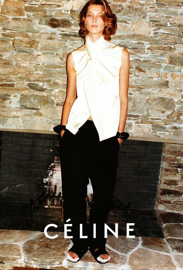Alexander McQueen, Celine и LUBLU Kira Plastinina показали новые кампании. Изображение № 17.