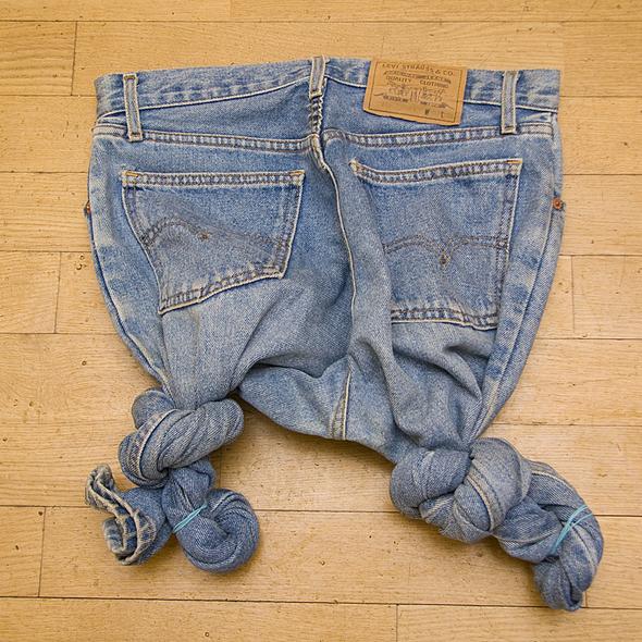 Каксварить джинсы. Изображение №6.