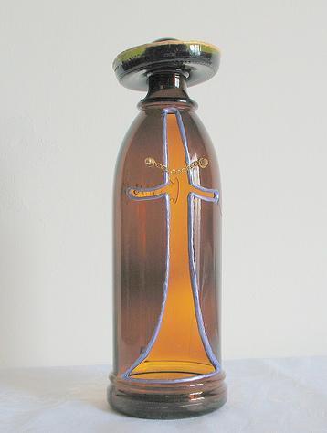 Yossi иего декорированные бутылки. Изображение № 6.