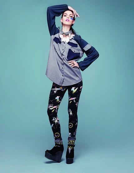 Лукбуки: Zara, Topshop, Massimo Dutti и другие. Изображение № 29.