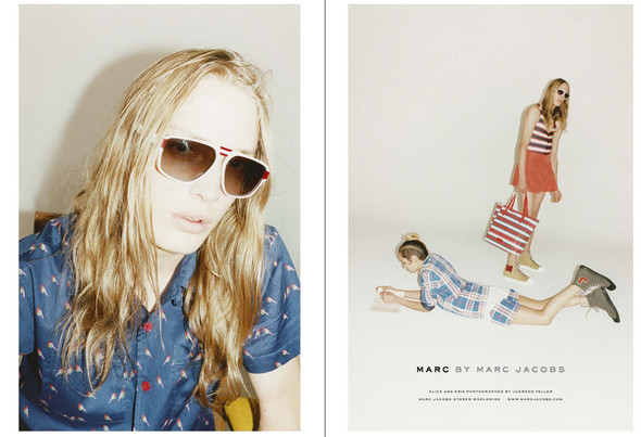 Кампания: Marc by Marc Jacobs SS 2012. Изображение № 10.