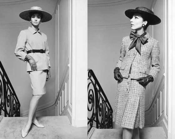 Архив: коллекции Yves Saint Laurent 1962-1999. Изображение № 3.
