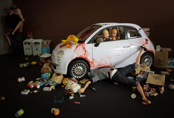Кровавая оргия от Барби. Изображение № 2.