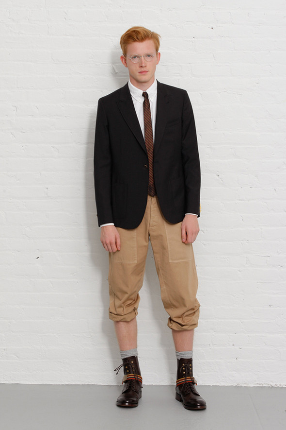 Band Of Outsiders S/S 2011. Изображение № 11.