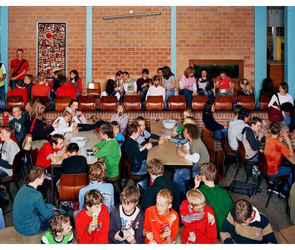 Классный час: Школьники в документальных фотографиях. Изображение № 73.