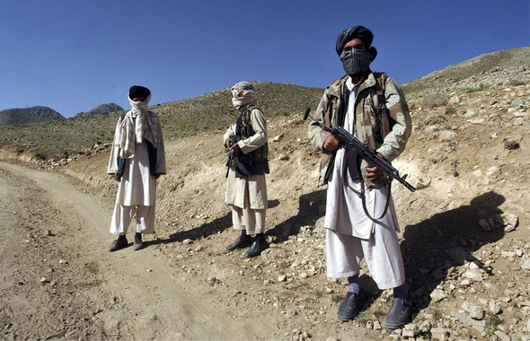 Афганистан. Военная фотография. Изображение № 299.