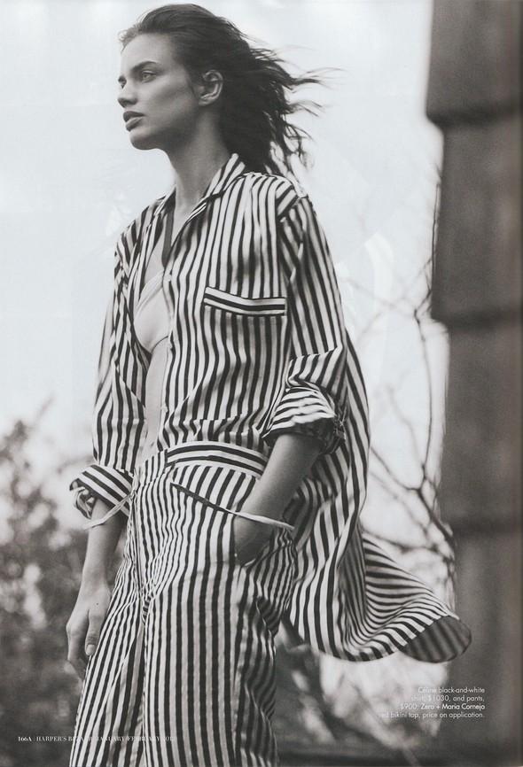 Съёмка: Рианне Тен Хакен для Harper's Bazaar. Изображение № 14.
