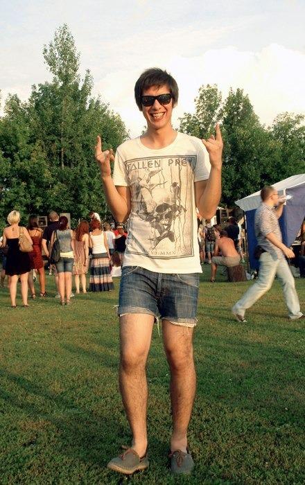 Люди на фестивале Headsound 2012. Изображение № 11.