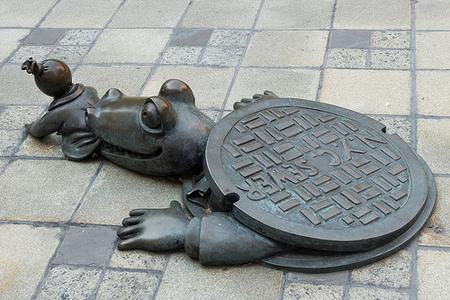 Искусство канализационного барельефа. Изображение № 26.