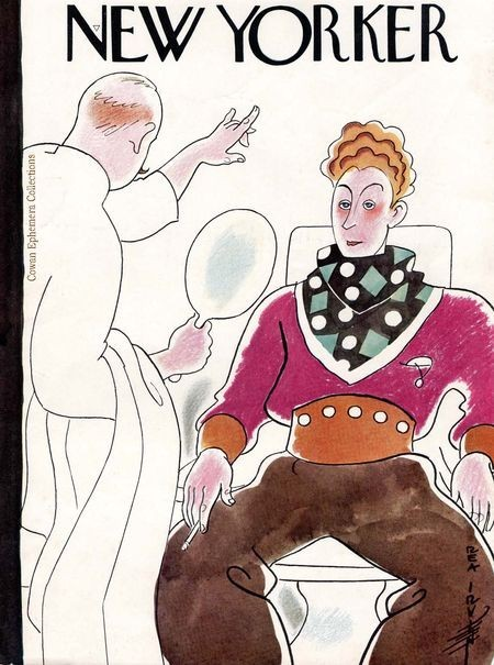 10 иллюстраторов журнала New Yorker. Изображение № 3.